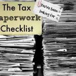Enzo Paredes' Tax Paperwork Checklist